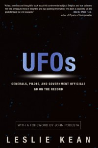 ufos - generals pilots and government officials go on the record by leslie kean
